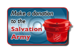 Donate to the Salvation Army