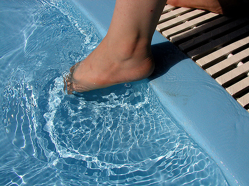Dip your Toe in the Water