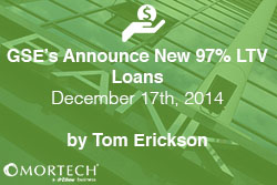 Tom Erickson on LTV Loans