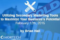 Secondary Marketing Tools | Mortech