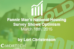 Fannie Mae's National Housing Survey