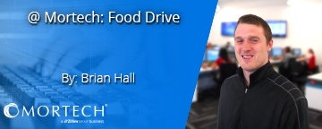 At Mortech: Fall Food Drive