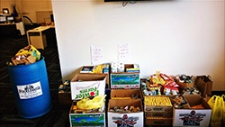 Zillow Lincoln Food Drive
