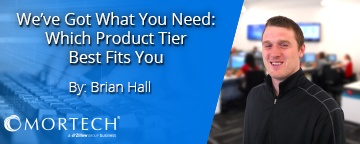 Our product tiers are designed to help you and your business.