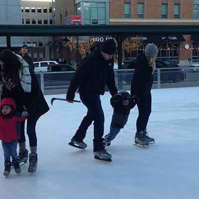 Mortech Family Skate Night 8