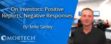 Weekly Investor News by Mike Sanley