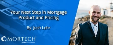 Next step in mortgage product and pricing with Mortech's ppe