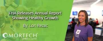 FHA Releases Annual Report Showing Healthy Growth