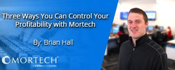 Three ways you can control your profitability with Mortech's mortgage pricing engine.