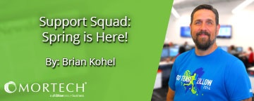 Support Squad by Brian Kohel