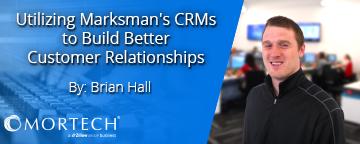 Building better cusomter relationship management with Marksman