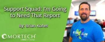 Support Squad - Brian Kohel