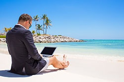 Summer vacation for mortgage lenders.