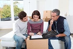 Baby boomers entering rental market.