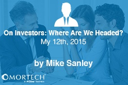 Mike Sanley on Where We Are Headed