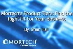 Brian Hall with Mortech's Product Tiers