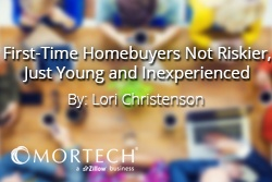 Lori Christenson with First Time Homebuyers