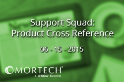 Product Cross Reference Mortech