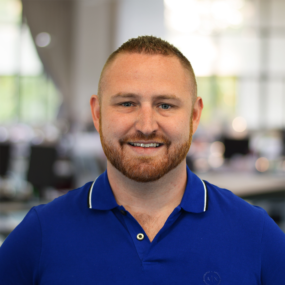 Dustin Giddings | Mortech Customer Success Team